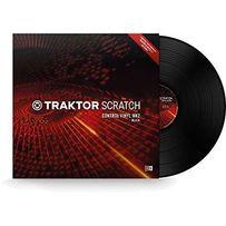 Native Instruments Traktor Scratch Control Vinyl Black MK2