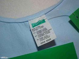 Fitness Benetton kostium BODY NA KAŻDĄ SYLWETKĘ błękitny