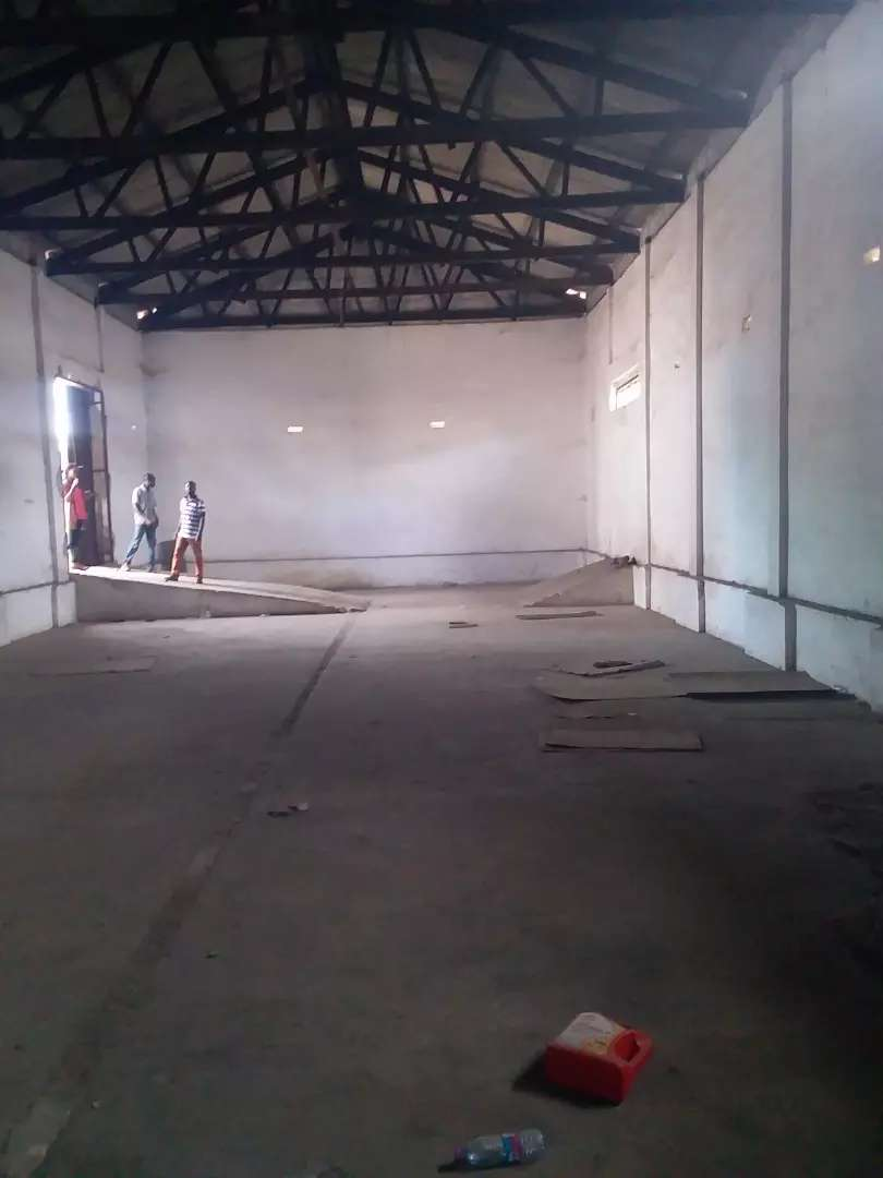 BIG WAREHOUSE FOR RENT AT SEKONDI 0