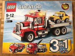LEGO Creator 7347 3w1 Transporter samochodów, 9-12 lat