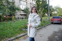 Пальто кашемир осень-весна