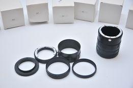 Макрокольца Nikon F AI Металл мануальные Макро кольца НОВОЕ