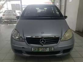 2008 Model Mercedes-Benz A170 Manual