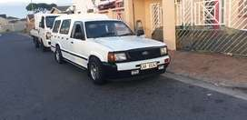 Ford courier lwb bakkie 2.0