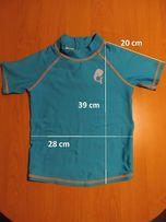 Koszulka na basen do pływania dla dziecka