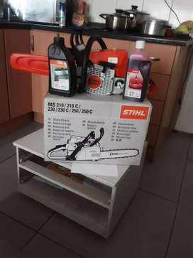 Brand new Chainsaw up for grabs