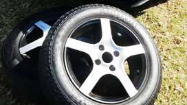 TSW APEX RIMS AND TYRES