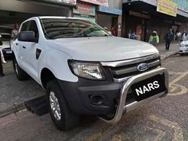 2016 FORD RANGER DOUBLE CAB MANUAL