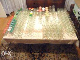 Słoiki, butelki, Widzew