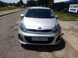 2017 Kia Rio 1.4 manual 72 000km for sale