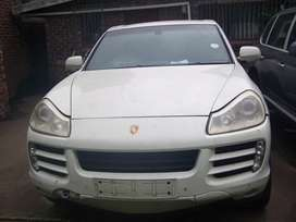 2008 Porsche (957) Cayenne S stripping for parts