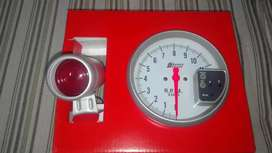 Tachometer with shift light