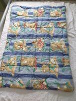 Детское силиконовое одеяло 140х95