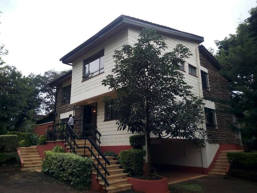 House to let in gigiri 0