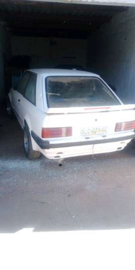 Ford Escort XR3 unfinished project NEG or Swap