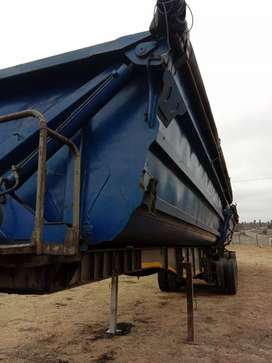 SIDE TIPPER REDUCED TO GO