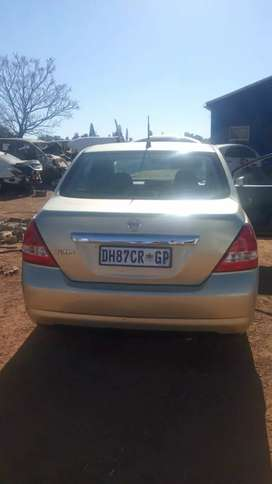 Nissan Tiida / Negotiable. (Please no time westers)