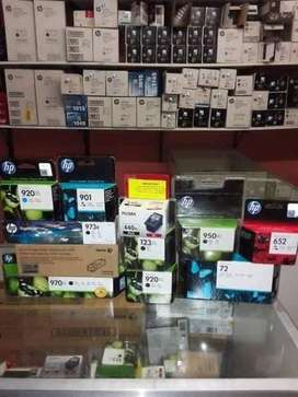 Toners and cartridges available
