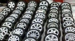 Стальные и легкосплавные диски R13,R14,R15,R16,R17,R18,19 из Германии
