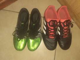 Rugby toks and Athletic spikes