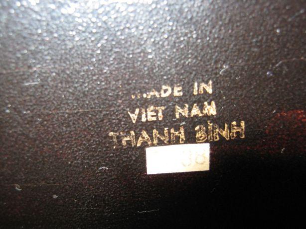 Шкатулка лаковая . Вьетнам .70-е гг. Полтава - изображение 7