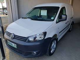 *2011 Volkswagen Caddy Maxi Panel van 2.0TDI-Only 177500km-FSH