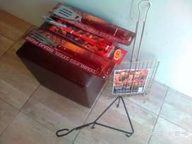 Full 5 Piece Braaisets only R210