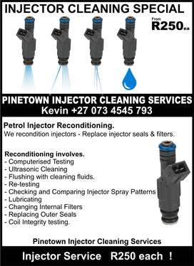 Fuel Injection Servicing