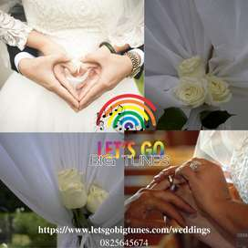 Marriage Officiants in Gauteng