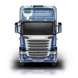 34 ton side tippers needed
