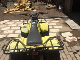 Quad bike Suzuki LT160 quadrunner