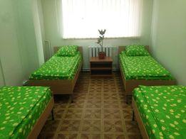 Хостел посуточно и долгосрочно (одноярусные кровати)м.Лесная