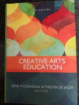 Creative arts education. Rene M Odendaal and Thelma DE Jager