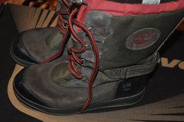 Продам детские кожаные ботинки Timberland Waterproof оригинал