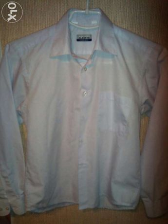 Белая рубашка р. 33 Одесса - изображение 1