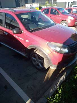 Renault Sandero Stepway. Still good condition