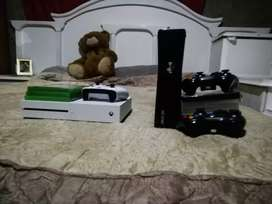 Xbox one and Xbox 360