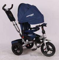 Велосипед-коляска Crosser (надувное колесо)