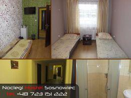 Hostel Noclegi 27 zł Sosnowiec - Mysłowice