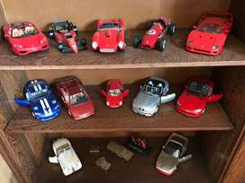 Small collection of quality model cars