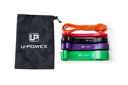 Петли ленты для подтягиваний power bands Upowex жгут резинки фитнес
