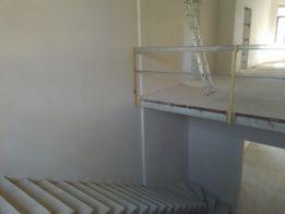 Машинная штукатурка стен, потолков и откосов. Цена 180 грн./м.кв.