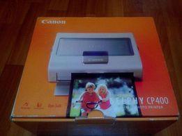 Принтер сублимационный Canon selphy CP400
