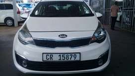 2015 Kia Rio 1.4 Engine Capacity with Automatic Transmission,