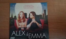 Alex i Emma - film dvd