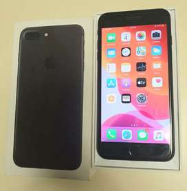 iPhone 7+ 32Gb with box