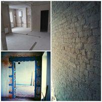 Демонтаж-ные работы стен, плитки. Алмазная резка бетона, кирпича стен
