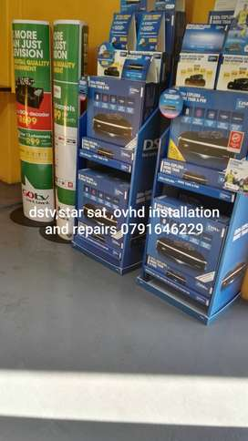 Dstv,ovhd,star sat installation and repairs