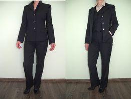 костюм деловой женский тройка