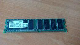 Оперативная память Samsung 256 mb, PC-3200